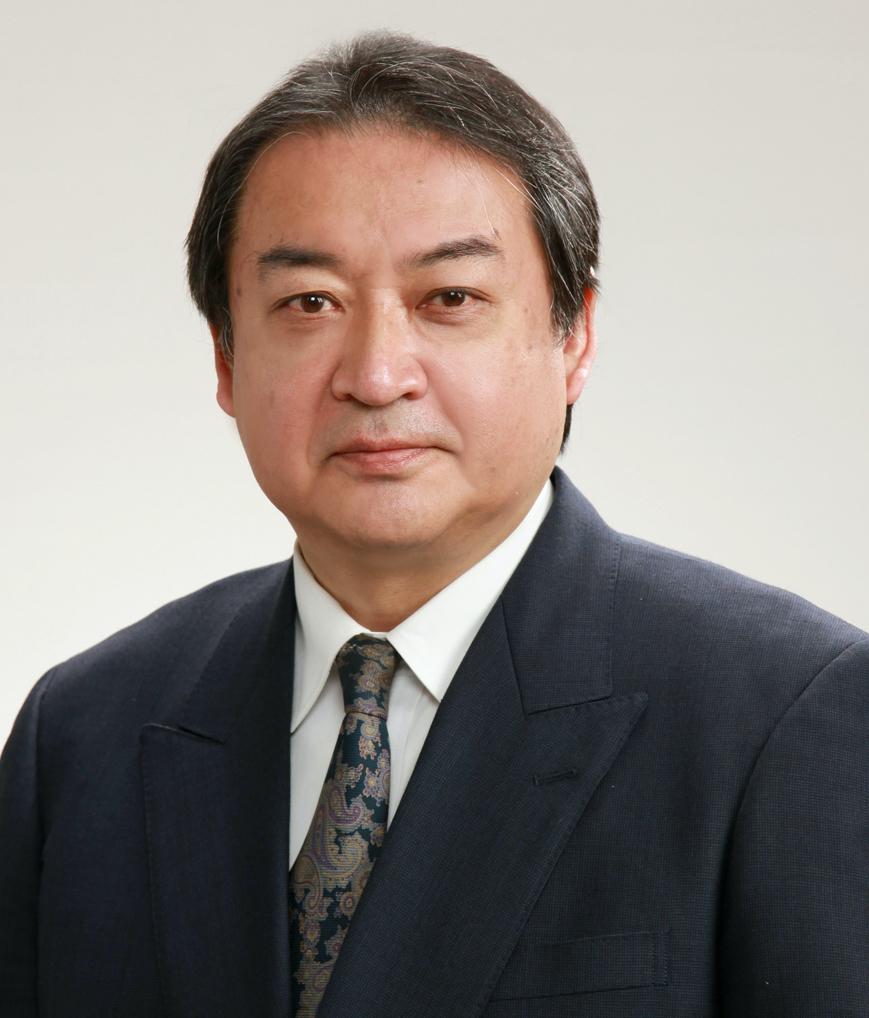 日本組織細胞化学会理事長  小澤 一史